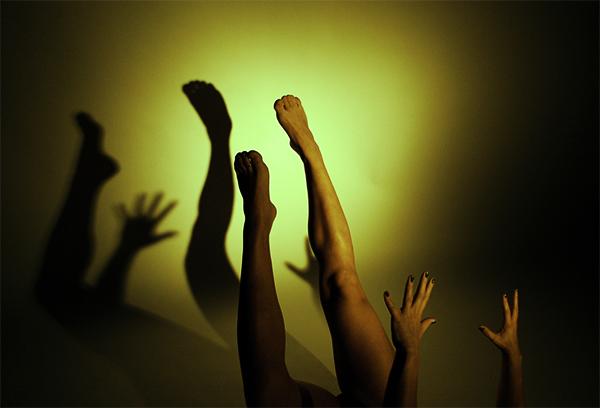 shadows sculture