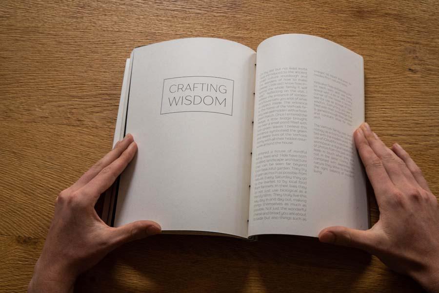 Crafting Wisdom